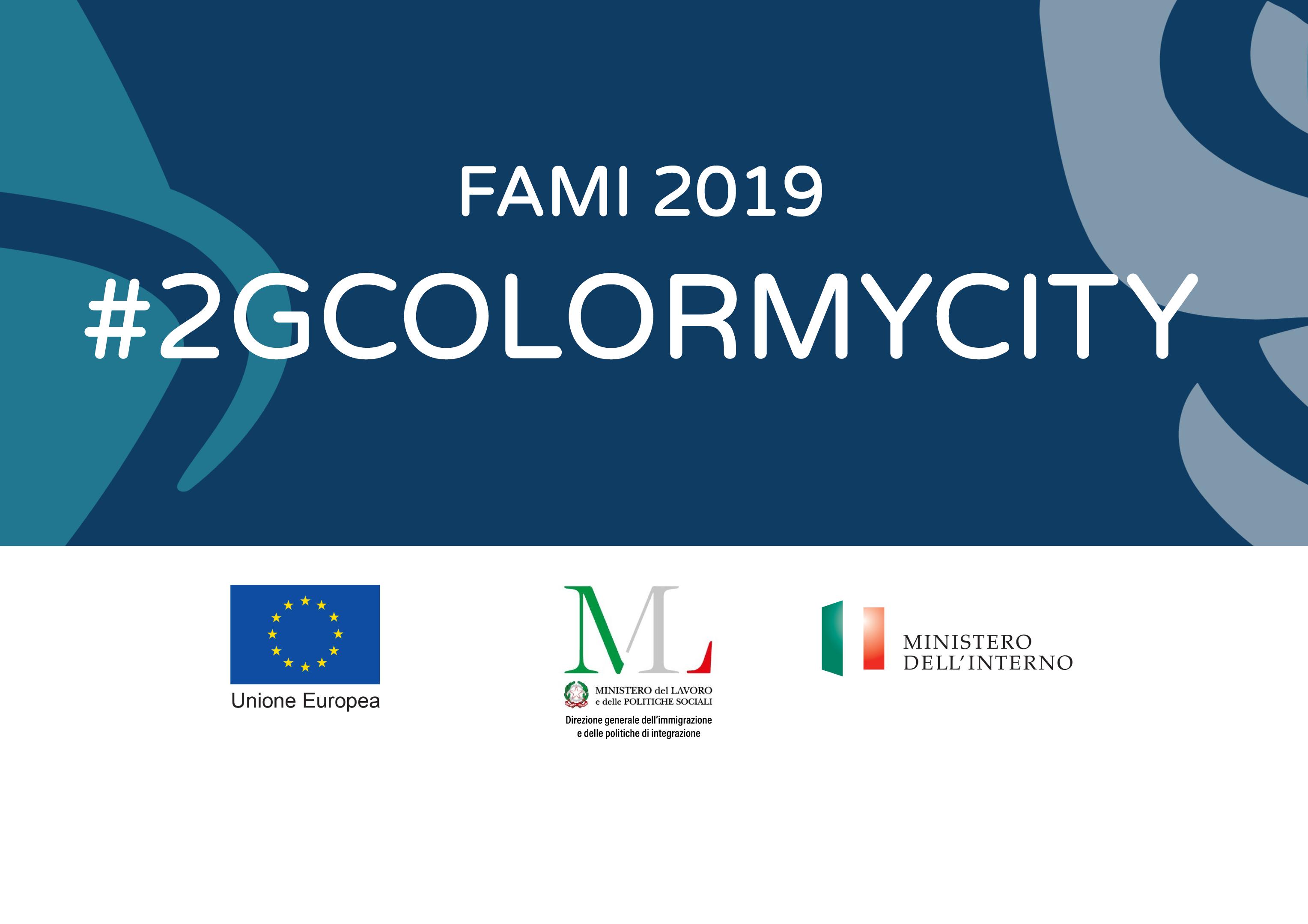 Fami 2019: #2GCOLORMYCITY