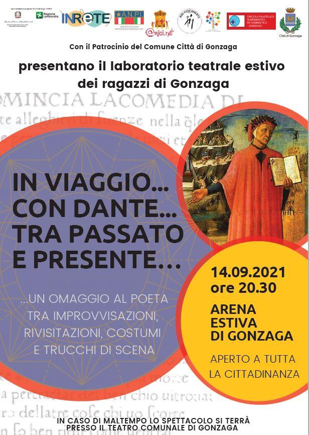 In viaggio con Dante – Laboratorio Teatrale – Gonzaga