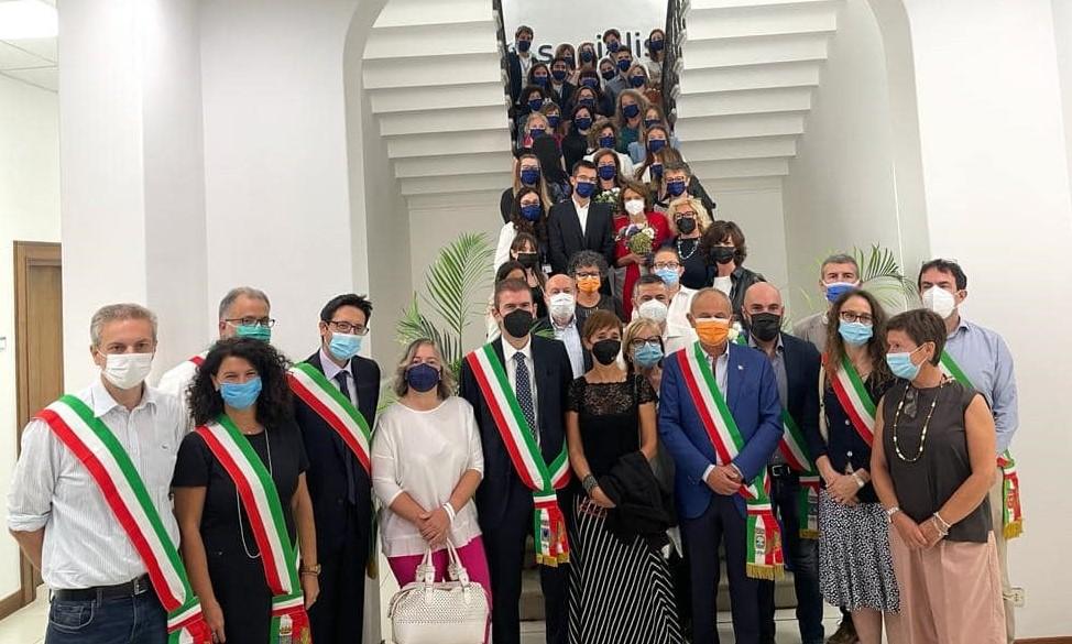 Socialis: inaugurata la sede di Suzzara